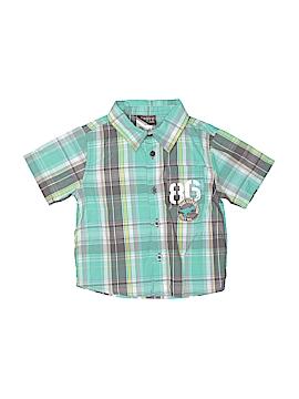 Z Boys Wear Short Sleeve Button-Down Shirt Size 2T