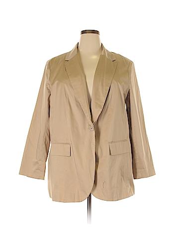 Denim 24/7 Blazer Size 20w (Plus)