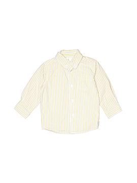 Kola Kids Long Sleeve Button-Down Shirt Size 18 mo