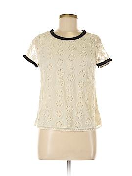 Sugarlips Short Sleeve Blouse Size S
