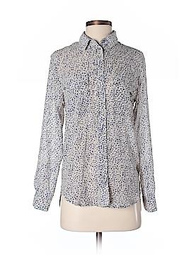 MNG Basics Long Sleeve Blouse Size XXS