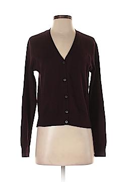 Lauren by Ralph Lauren Silk Cardigan Size S