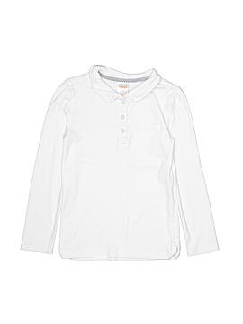 Gymboree Long Sleeve Polo Size 6