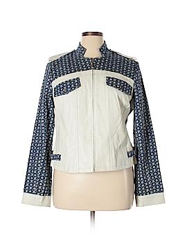Rocawear Leather Jacket Size XL