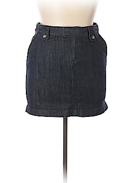 Banana Republic Factory Store Denim Skirt Size 10