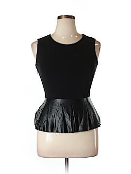 WD.NY Sleeveless Blouse Size L