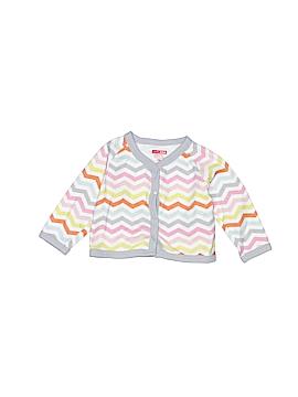 Skip Hop Long Sleeve Button-Down Shirt Size 3 mo