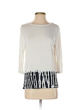 John Eshaya 3/4 Sleeve T-Shirt Size S