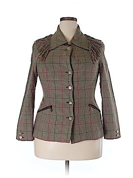 Worth New York Wool Coat Size 14