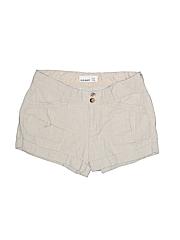 Old Navy Women Khaki Shorts Size 4