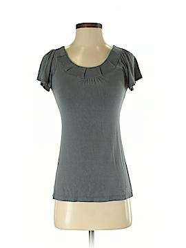 Khaki Krew Short Sleeve Top Size S