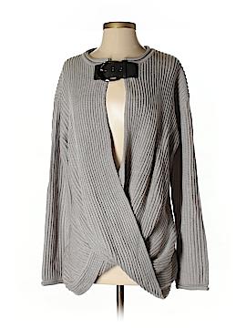 Ecru Pullover Sweater Size Sm - Med