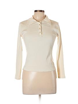 Lauren by Ralph Lauren Long Sleeve Polo Size L (Petite)