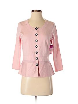 Per Se Silk Cardigan Size S