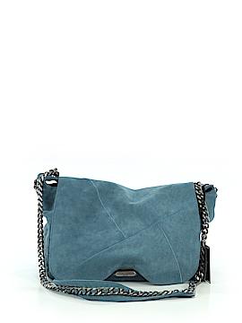 Dolce Vita Leather Crossbody Bag One Size