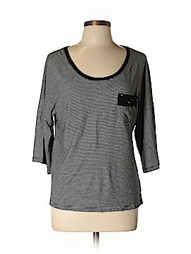 Karen by Karen Kane 3/4 Sleeve T-Shirt Size L