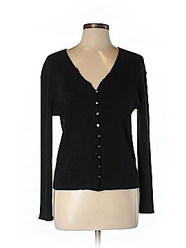 Jones Wear Silk Cardigan Size L