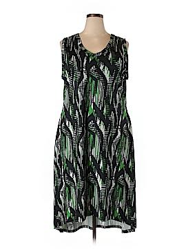 Jete Casual Dress Size XL (Plus)