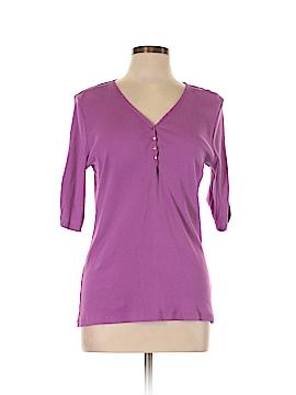 Ralph Lauren 3/4 Sleeve Henley Size XL