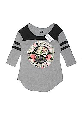 Bravado 3/4 Sleeve T-Shirt Size XS