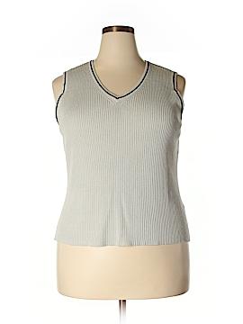 Venezia Sweater Vest Size 18 - 20 Plus (Plus)