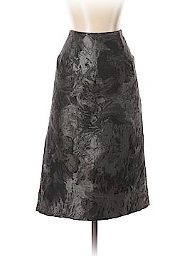 Teri Jon Sportswear Denim Skirt Size 16