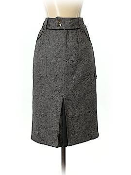 Bloomingdale's Wool Skirt Size 4