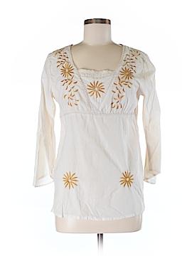 Fashion Fuse 3/4 Sleeve Blouse Size M