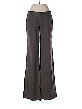 Laundry by Shelli Segal Linen Pants Size 0