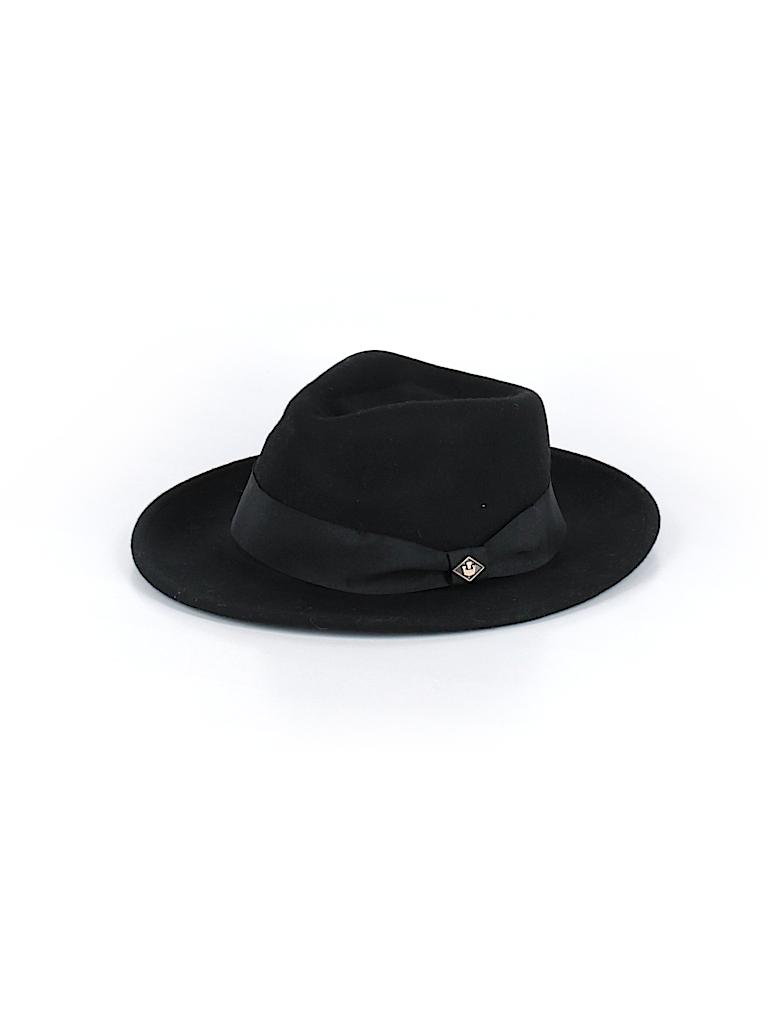 ea49aa6e37b59 Goorin Bros. 100% Wool Solid Black Winter Hat One Size - 66% off ...