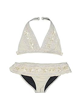 Rhona Sutton Two Piece Swimsuit Size 14