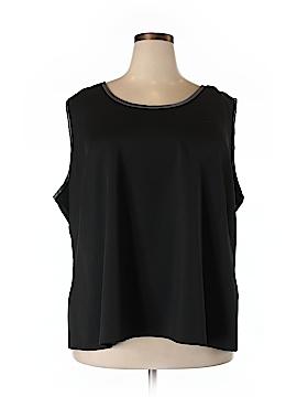 Jete Sleeveless Top Size 4X (Plus)
