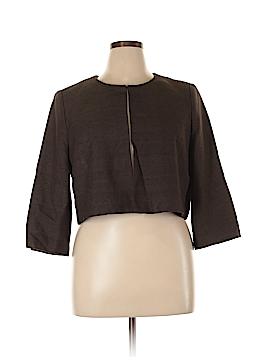 Talbots Silk Cardigan Size 16