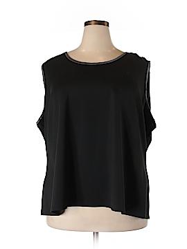 Jete Sleeveless Top Size 2X (Plus)