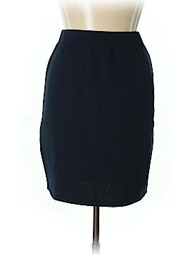 St. John Collection Denim Skirt Size 14