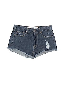 Melville Denim Shorts Size 40 (EU)