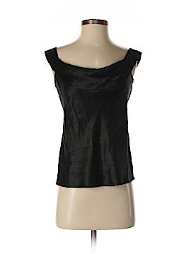 Yoana Baraschi Sleeveless Silk Top Size 2