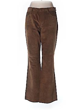Lauren Jeans Co. Leather Pants Size 12