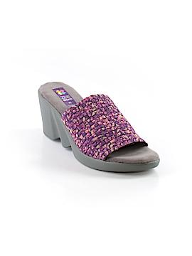 Zee Alexis Mule/Clog Size 10 1/2