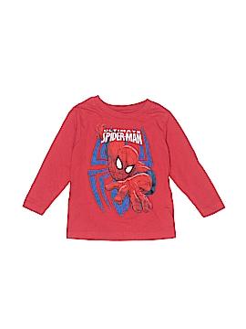 Marvel Long Sleeve T-Shirt Size 3T