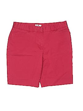 Ellen Tracy Khaki Shorts Size 10