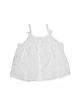 Basic Editions Sleeveless Blouse Size M (Kids)