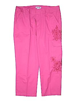 Caribbean Joe Cargo Pants Size 10
