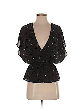 Petticoat Alley Short Sleeve Blouse Size XS