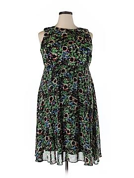 Taylor Casual Dress Size 16W Plus (Plus)