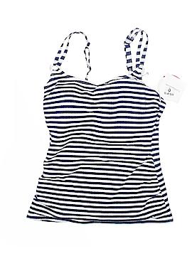 Croft & Barrow Swimsuit Top Size 10