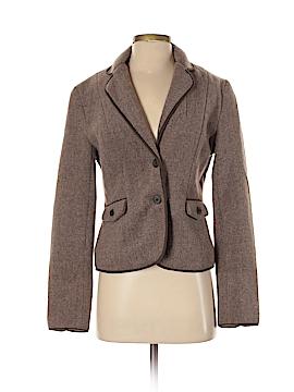 Quiksilver Wool Blazer Size S