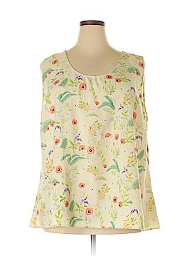 Rachel Antonoff Sleeveless Blouse Size 20w (Plus)