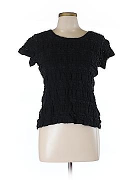 Forever Fashion Short Sleeve Blouse Size XL