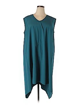 Landa Curve By Dora Landa Casual Dress Size 2X (Plus)